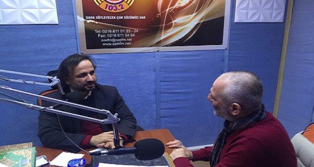 İKRA DERNEĞİ ÖZEL FM'DE