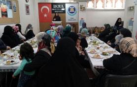 Tuna Şubesi Hanımlar Komisyonu Kitap Okurlarıyla Birlikte