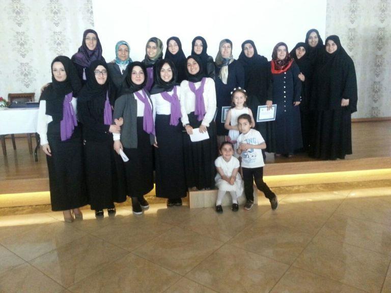 Hanımlar Komisyonu Diploma Programı